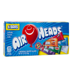 AIRHEADS 3 OZ THEATER BOX