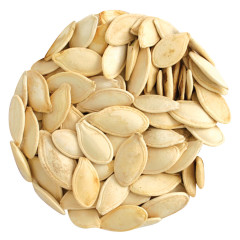 PUMPKIN SEEDS ROASTED UNSALTED INSHELL
