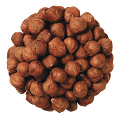UNBLANCHED HAZELNUTS (FILBERTS)