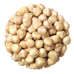 BLANCHED HAZELNUTS (FILBERTS)
