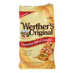 WERTHER'S ORIGINAL CARAMEL 34 OZ BAG