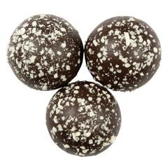 BIRNN DARK CHOCOLATE RUM DESSERT TRUFFLES