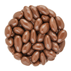 NASSAU CANDY MILK CHOCOLATE ALMONDS