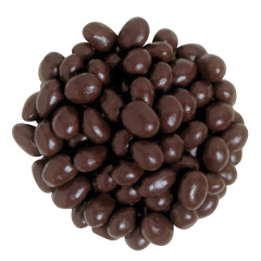 NASSAU CANDY DARK CHOCOLATE DRIED CRANBERRIES