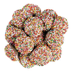 NASSAU CANDY MILK CHOCOLATE NONPAREILS