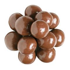 NASSAU CANDY MILK CHOCOLATE PEANUT BUTTER MALT BALLS