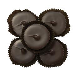 MARK AVENUE DARK CHOCOLATE PEANUT BUTTER CUPS