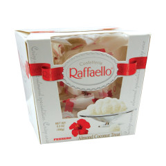 FERRERO RAFFAELLO 15 PC 5.3 OZ BOX