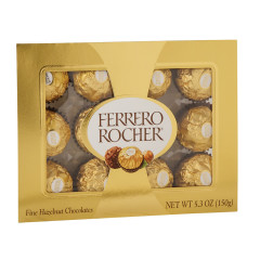 FERRERO ROCHER 12 PC 5.3 OZ BOX