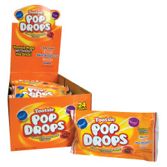 TOOTSIE POP DROPS 2.25 OZ