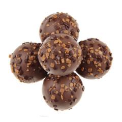 BIRNN BITE SIZE MILK CHOCOLATE TIRAMISU TRUFFLES