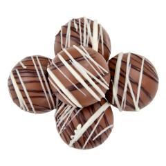 BIRNN BITE SIZE MILK CHOCOLATE CARAMEL TRUFFLES