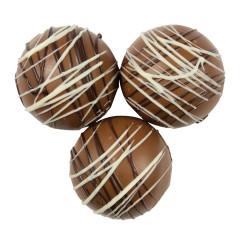 BIRNN MILK CHOCOLATE CARAMEL DESSERT TRUFFLES