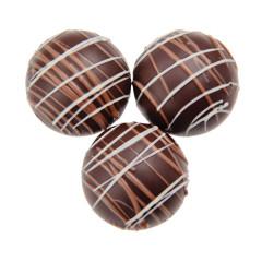 BIRNN DARK CHOCOLATE CARAMEL DESSERT TRUFFLES