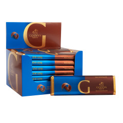 GODIVA MILK CHOCOLATE 1.5 OZ BAR