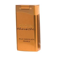 GODIVA MILK CHOCOLATE PEARLS 1.5 OZ