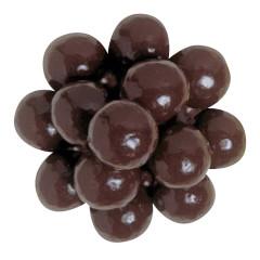 NASSAU CANDY MALTITOL DARK CHOCOLATE MALT BALLS