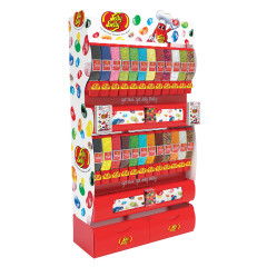 JELLY BELLY BULK DISPLAY FIXTURE