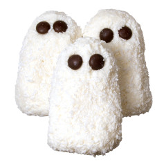 NASSAU CANDY HALLOWEEN COCONUT GHOSTS