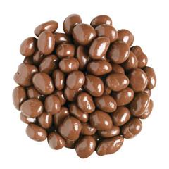 NASSAU CANDY MALTITOL MILK CHOCOLATE RAISINS