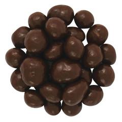 NASSAU CANDY MALTITOL DARK CHOCOLATE PEANUTS
