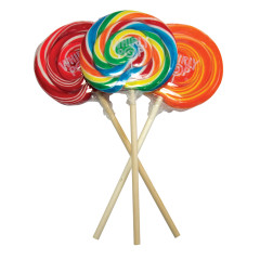 WHIRLY POP ASSORTED COLORS 4 INCH 3 OZ
