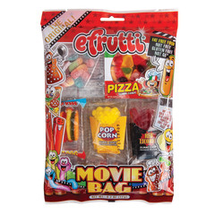 EFRUTTI GUMMY MOVIE BAG 2.7 OZ
