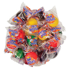 WRAPPED JAWBUSTER JAWBREAKERS