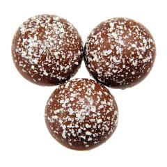 BIRNN MILK CHOCOLATE RUM DESSERT TRUFFLES