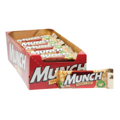 MUNCH PEANUT BAR 1.42 OZ