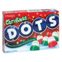 DOTS CHRISTMAS 6 OZ THEATER BOX