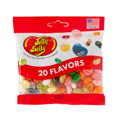 JELLY BELLY 20 FLAVORS JELLY BEANS 3.5 OZ BAG