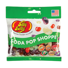 JELLY BELLY SODA POP SHOPPE JELLY BEANS 3.5 OZ BAG
