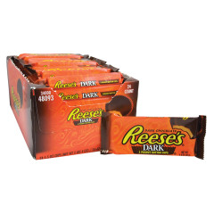REESE'S DARK CHOCOLATE PEANUT BUTTER CUP 1.4 OZ