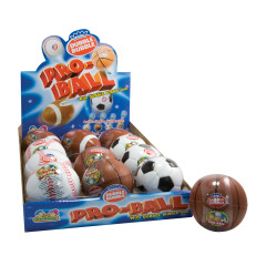 DUBBLE BUBBLE PRO-BALL WITH DUBBLE BUBBLE GUM