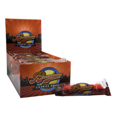 BROADWAY LICORICE ROLLS STRAWBERRY 2 OZ