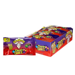 WARHEADS CHEWY CUBES 2.5 OZ BAG