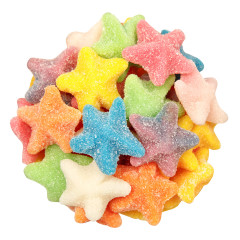CLEVER CANDY GUMMY STARFISH
