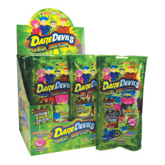 DARE DEVILS EXTREME SOUR CANDY 1.4 OZ