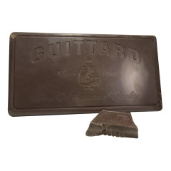 GUITTARD FRENCH VANILLA DARK CHOCOLATE BLOCK