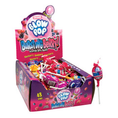 BLOW POP BURSTING BERRY LOLLIPOP