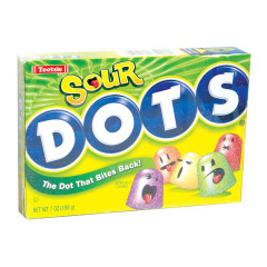 DOTS SOURS 6 OZ THEATER BOX