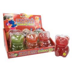 BIG BITE GIANT GUMMY BEAR 12 OZ