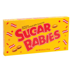 SUGAR BABIES 6 OZ THEATER BOX