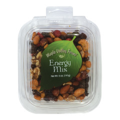 MAPLE VALLEY FARMS ENERGY MIX 5 OZ PEG TUB