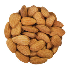 ALMONDS RAW 20/22CT 6.25 LB