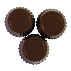 ASHER'S SUGAR FREE MINI MILK CHOCOLATE PEANUT BUTTER CUPS