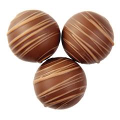 BIRNN MILK CHOCOLATE BUTTER PECAN DESSERT TRUFFLES