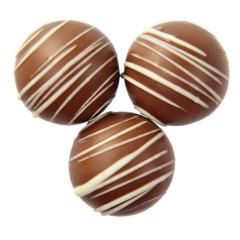 BIRNN MILK CHOCOLATE COFFEE DESSERT TRUFFLES