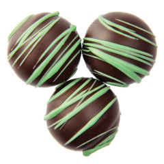 BIRNN DARK CHOCOLATE IRISH CREAM DESSERT TRUFFLE